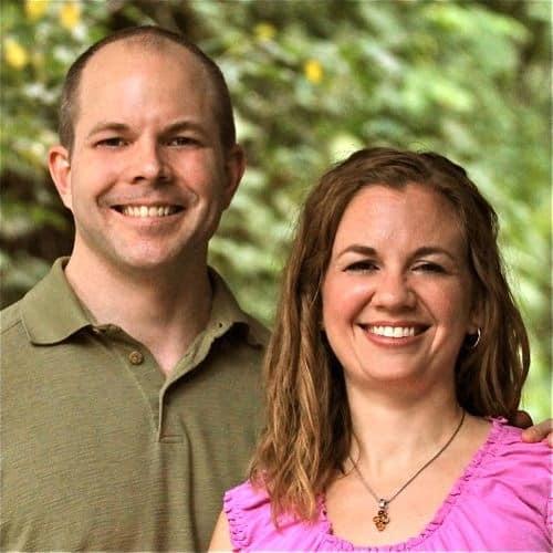 Drs Eric & Kristina Lewis