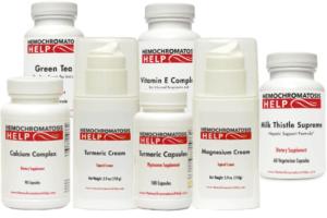 Hemochromatosis Help Premier Bundle