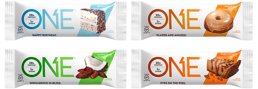 One Bar Protein Bars