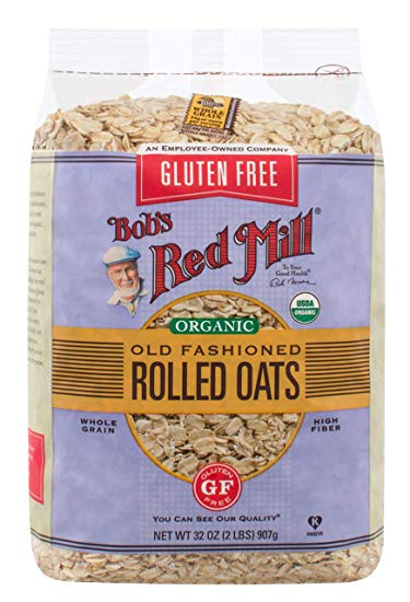 Bobs Red Mill Rolled Oats
