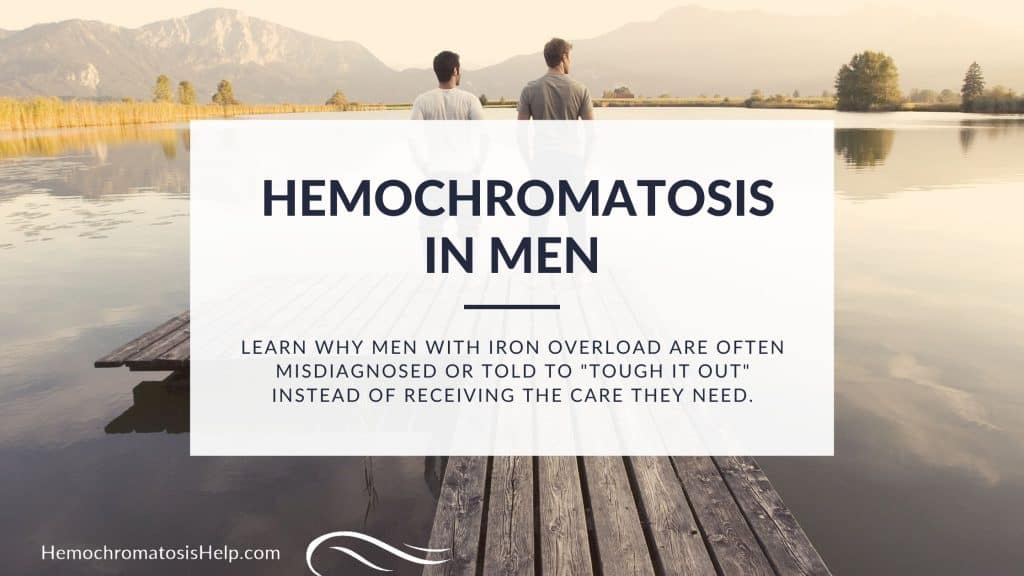 Hemochromatosis in Men