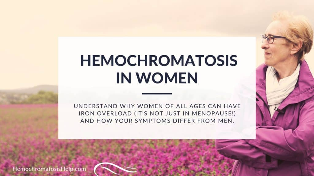 Hemochromatosis in Women