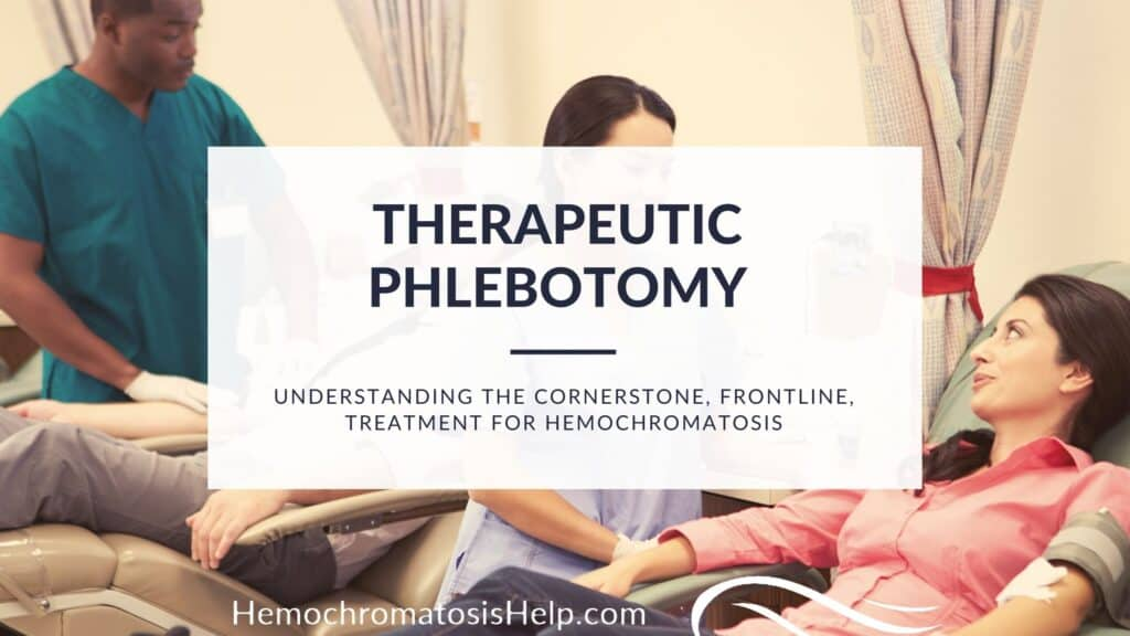 Therapeutic Phlebotomy