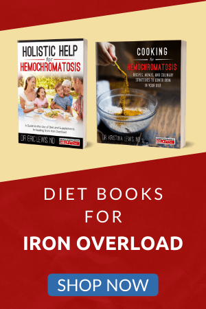 Diet Books for Iron Overload