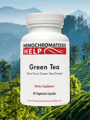 Hemochromatosis Help Green Tea